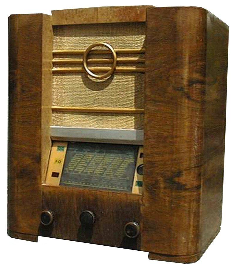 General Radio Excelsior 1938