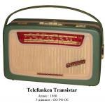 Telefunken Transistar 1960