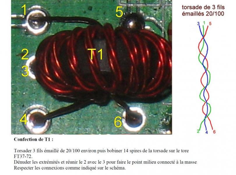 Figure 11 realisation de t1