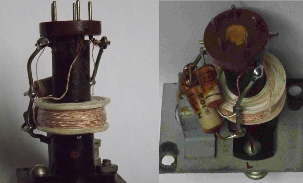 Figure 11 self oscillatrie bande d refaite