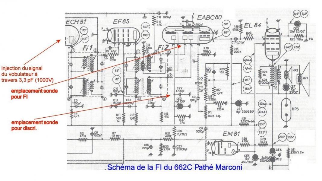 Figure 12 schema du 662c pathe m
