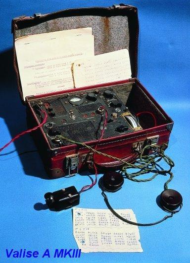 Figure 12b valise a mk iii et accessoires