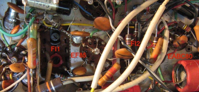 Figure 13 vue du cablage fi 662c pathe m 1