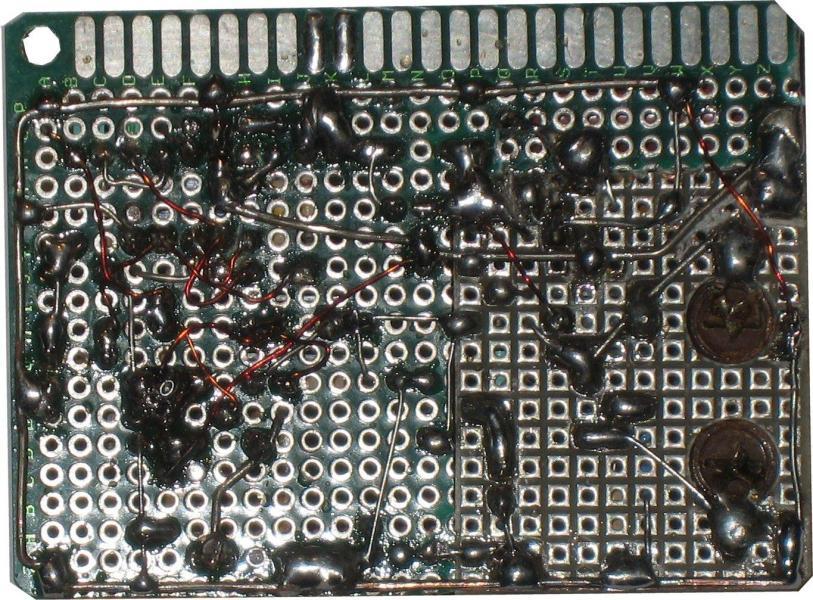 Figure 13 vue du cablage version aop v2