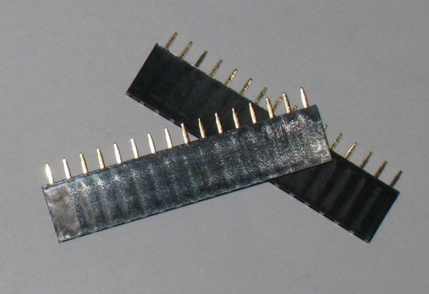 Figure 16 barrettes support dds