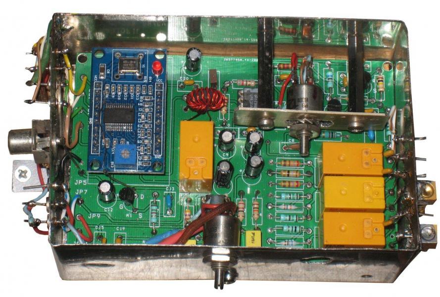 Figure 19 le module generateur cable