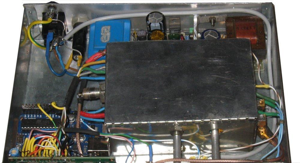 Figure 21 ensemble cable boite fermee