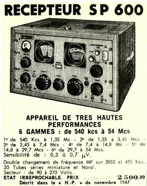 Figure 5 pub ram de 1967 dans le hp