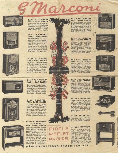 Marconi 1938