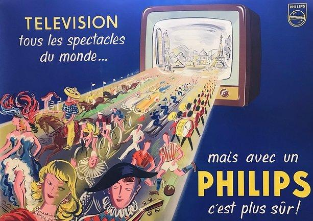 Philips spectacles tv 2