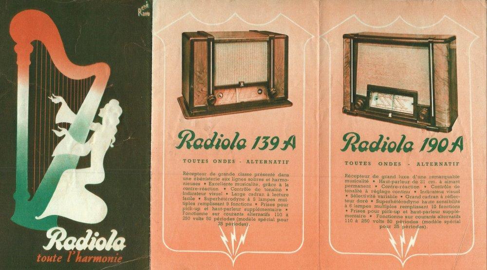 Radiola bis 1